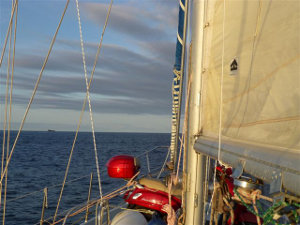 sailing the Azores